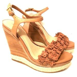 Gianni Bini Wedge Sandals